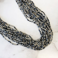Aniyah Long Beaded Necklace