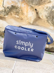 Large Cooler Bag Insert by Simply Southern - Navy