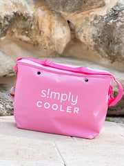 Large Cooler Bag Insert by Simply Southern - Pink