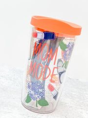 Coton Colors 'Mom Mode' 16 oz Double Wall Tumbler by Tervis (Ships in 1-2 Weeks)
