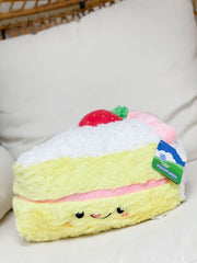 Comfort Food Slice of Cake Squishable