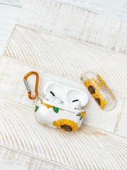 AirPod Pro Case by Simply Southern - Sunflowers