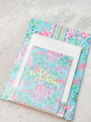 Notepad and Notebook Set by Lilly Pulitzer - Best Fishes
