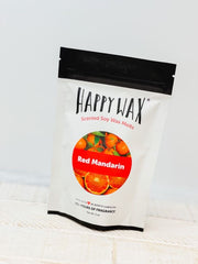 Happy Wax Soy Melts - Red Mandarin