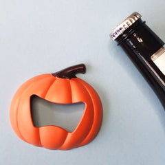 Pumpkin Bottle Opener