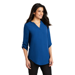 Gianna Tunic - Royal (Ships in 1-2 Weeks)