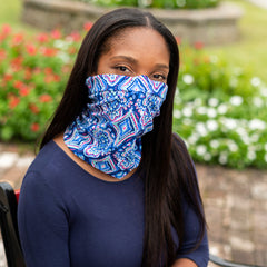 Adult Printed Neck Gaiter - Gypsea