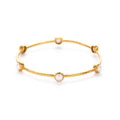 Milano Bangle by Julie Vos - Medium