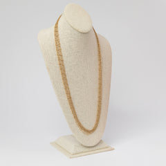 Irene Multi Layered Long Chain Necklace- 2 Colors Available