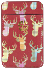 Simply Southern Stick-On Phone Sleeve - Deer