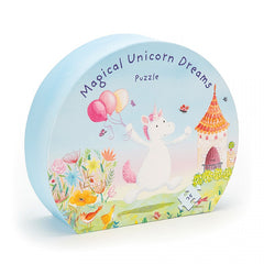 Magical Unicorn Dreams Puzzle by Jellycat