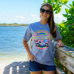 'Let the Good Times Roll' Short Sleeve Tee by Simply Southern