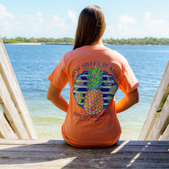 'Stay Sweet Be Kind' Short Sleeve Tee by Simply Southern