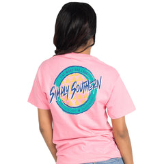 Retro Logo Short Sleeve Tee by Simply Southern