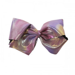 Metallic Sunset Hair Bow by Simply Southern