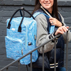 The GoGo Backpack Tote by Scout Bags - Serene Dion