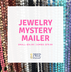 Jewelry Mystery Mailer (2-3 week production time)
