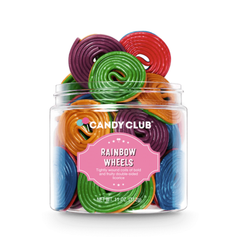 Rainbow Wheels by Candy Club - Large