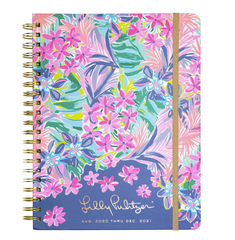 17 Month Jumbo Agenda by Lilly Pulitzer - It Was All A Dream