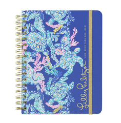 17 Month Large Agenda by Lilly Pulitzer - Turtle Villa