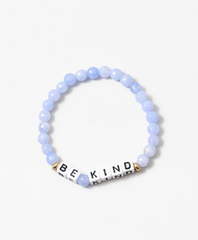 'Be Kind' Stone Stretch Bracelet