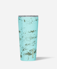 24 oz Stainless Steel Tumbler by Corkcicle - Bali Blue