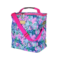 Wine Carrier by Lilly Pulitzer - Bringing Mermaid Back