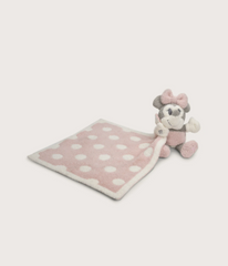 CozyChic Vintage Disney Minnie Mouse Blanket Buddie by Barefoot Dreams