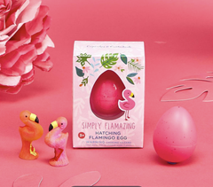 Simply Flamazing Hatching Flamingo Egg