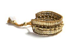 Sadie Adjustable Bracelet - Gold