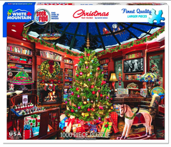 Christmas Seek and Find 1000 Piece Jigsaw Puzzle