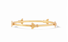 Bee Bangle by Julie Vos - Medium