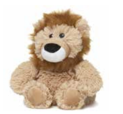 'Lion' Cozy Plush Junior by Warmies
