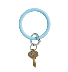 O-Venture Silicone Key Ring - Sweet Carolina Blue