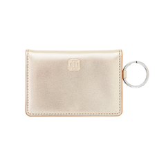 Ossential Leather ID Case - Gold Rush