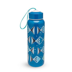 Vera Bradley Stainless Steel Water Bottle - Go Fish Dots