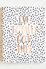 'I've Totally Got This' Spiral Notebook