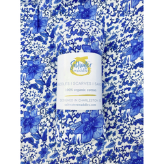 Charming Chinoiserie Swaddle