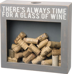 Wine Cork Holder by Primitives by Kathy