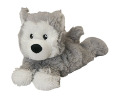 'Husky' Cozy Plush Junior by Warmies