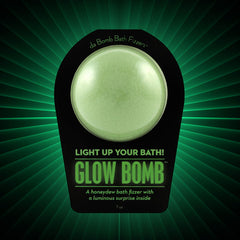 Da Bomb Glow Bomb Bath Fizzer - Glows in the Dark!