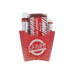 Peppermint Holiday Fry Bundle by Rinse