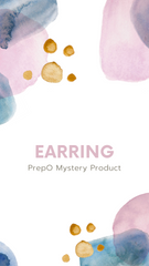 Earring: PrepO Mystery Product