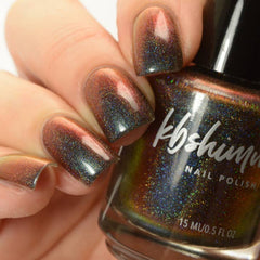 'Much Lava To You' Multichrome Nail Polish