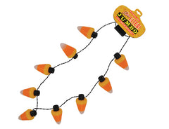 Light Up Candy Corn Necklace