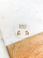 Signature Pet Enamel Studs by Prep Obsessed - Pitbull
