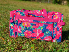 Hibiscus Duffle Bag by Simply Southern