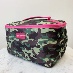 Camo Glam Makeup Bag by Simply Southern