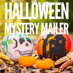 Halloween Mystery Mailer by Prep Obsessed (Ships in 2-3 Weeks)