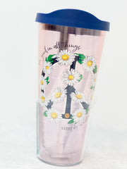Simply Southern 'See Good In All Things' 24 oz Double Wall Tumbler by Tervis (Ships in 2-3 Weeks)